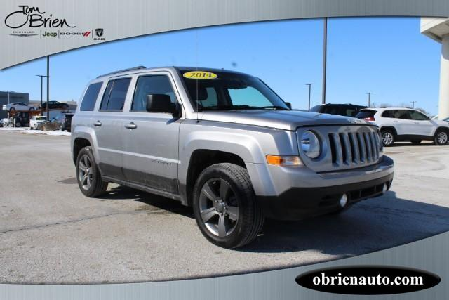 Pre-Owned 2014 Jeep Patriot FWD 4dr High Altitude