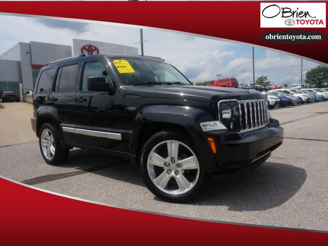 Pre Owned 2012 Jeep Liberty 4WD 4dr Limited Jet