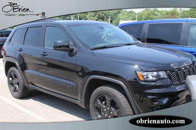 Pre-Owned 2019 Jeep Grand Cherokee Upland 4x4
