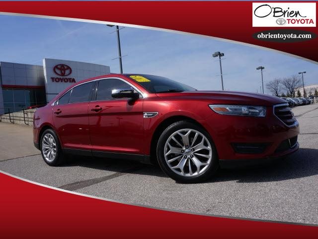 Pre-Owned 2013 Ford Taurus 4dr Sdn Limited FWD