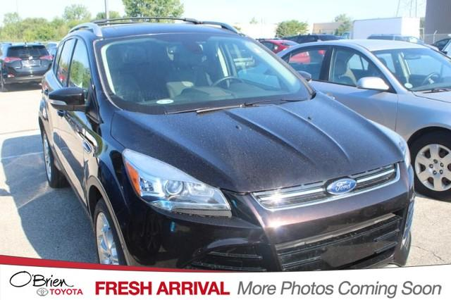 Pre-Owned 2013 Ford Escape 4WD 4dr Titanium