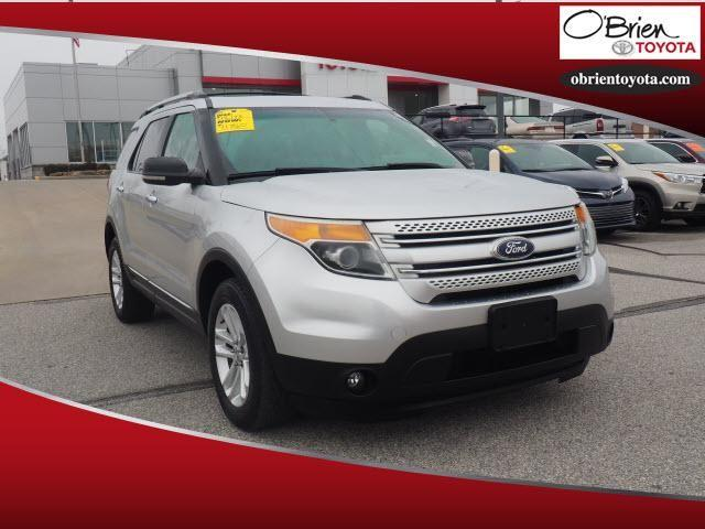 Pre-Owned 2011 Ford Explorer 4WD 4dr XLT
