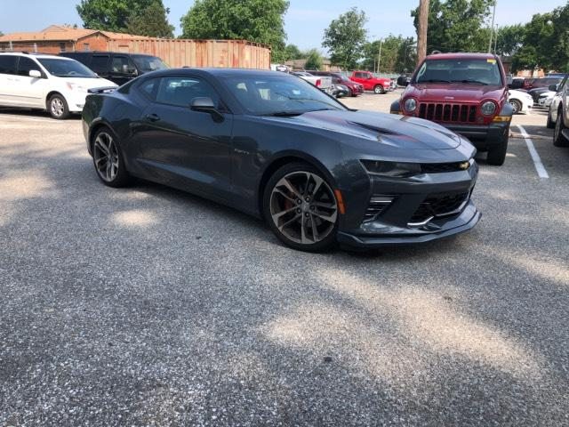 Pre-Owned 2017 Chevrolet Camaro 2dr Cpe SS w/2SS