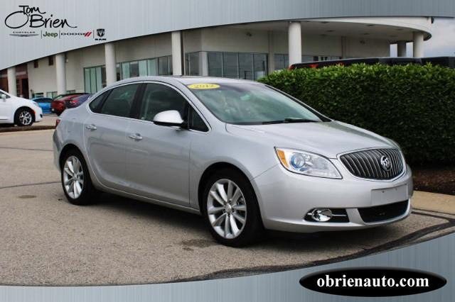 Pre-Owned 2012 Buick Verano 4dr Sdn Convenience Group