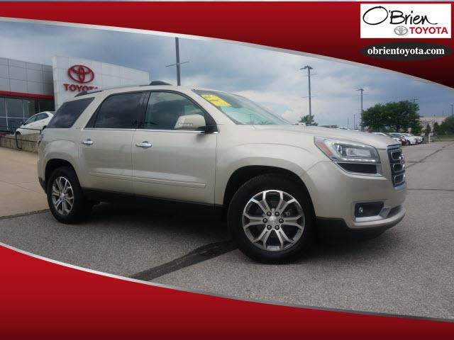 Pre-Owned 2014 GMC Acadia AWD 4dr SLT1