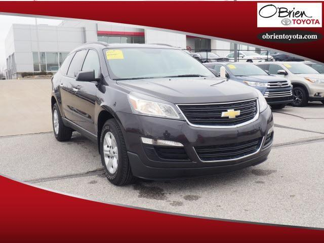 Pre-Owned 2015 Chevrolet Traverse FWD 4dr LS