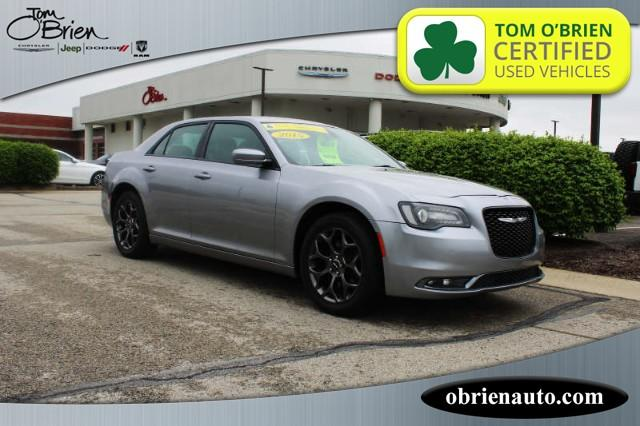 Pre-Owned 2015 Chrysler 300 4dr Sdn 300S AWD