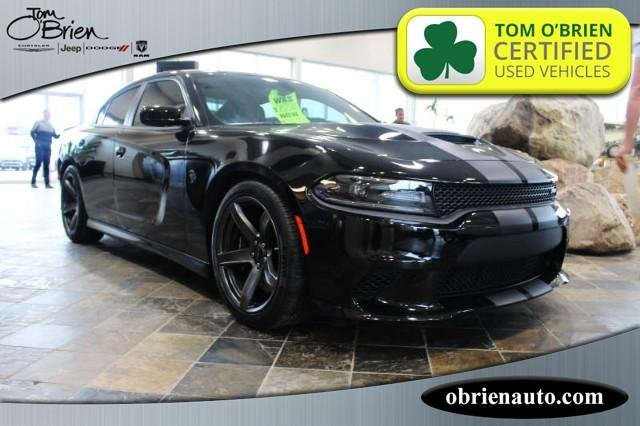 Pre-Owned 2018 Dodge Charger SRT Hellcat RWD