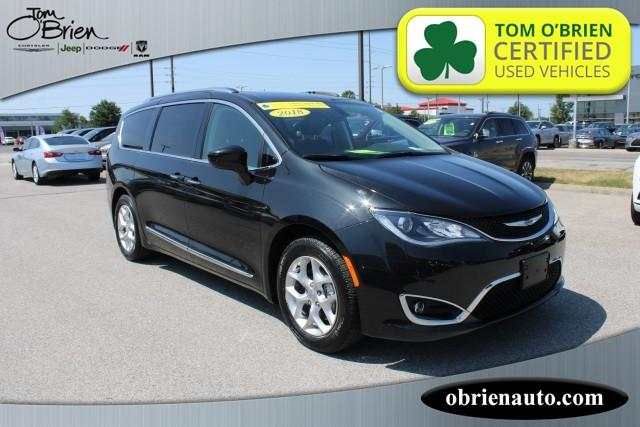 Pre-Owned 2018 Chrysler Pacifica Touring L Plus FWD