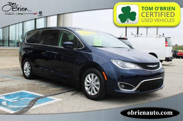 Pre-Owned 2018 Chrysler Pacifica Touring Plus FWD