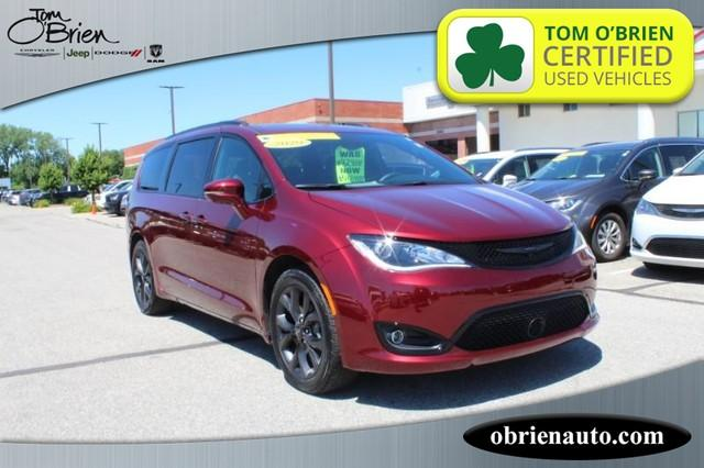 Pre-Owned 2020 Chrysler Pacifica Limited 35th Anniversary FWD *Ltd A