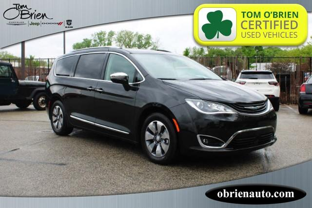 Pre-Owned 2018 Chrysler Pacifica Hybrid Limited FWD