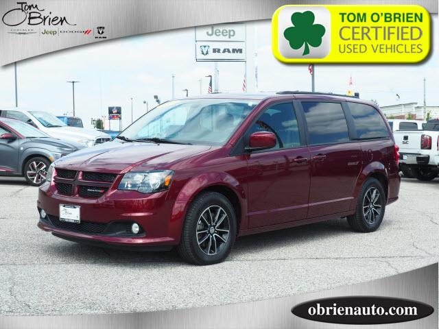 Pre-Owned 2019 Dodge Grand Caravan GT Wagon