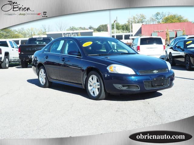 Pre-Owned 2010 Chevrolet Impala 4dr Sdn LT