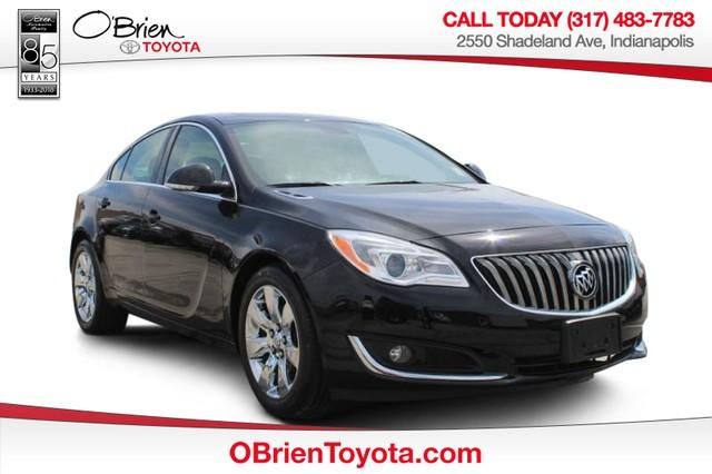 Pre-Owned 2016 Buick Regal 4dr Sdn Turbo FWD