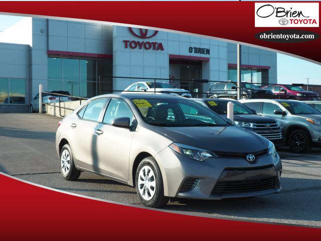 Pre-Owned 2016 Toyota Corolla 4dr Sdn CVT LE ECO