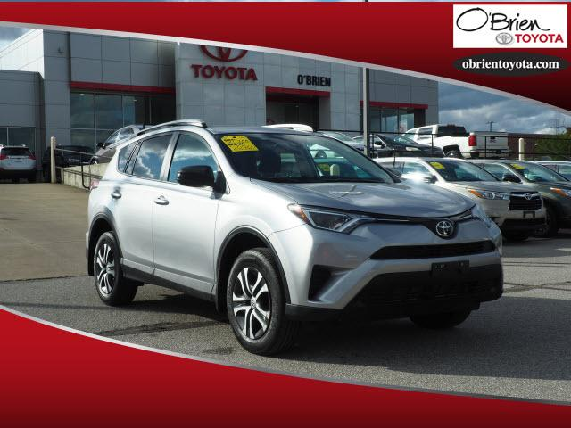 Pre-Owned 2017 Toyota RAV4 LE AWD