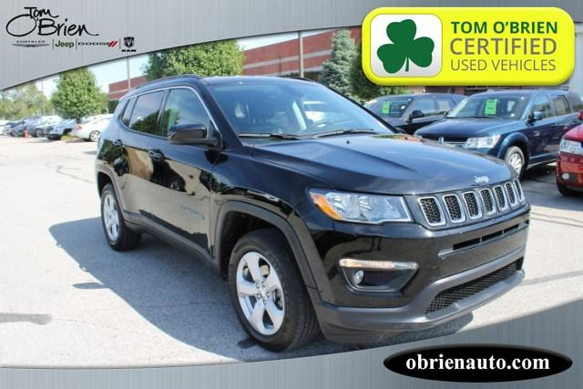 Pre-Owned 2018 Jeep Compass Latitude 4x4