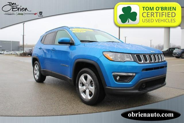 Pre-Owned 2019 Jeep Compass Latitude 4x4
