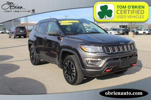 Pre-Owned 2019 Jeep Compass Trailhawk 4x4