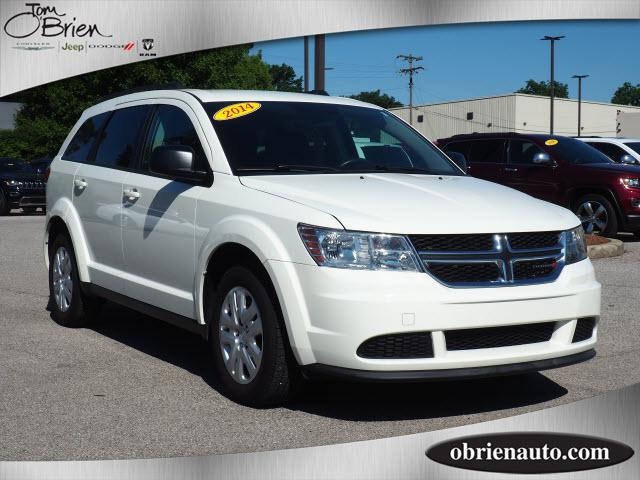 Pre-Owned 2014 Dodge Journey FWD 4dr SE