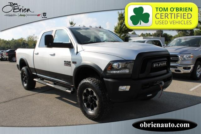 Pre-Owned 2018 Ram 2500 Power Wagon 4x4 Crew Cab 6'4 Box