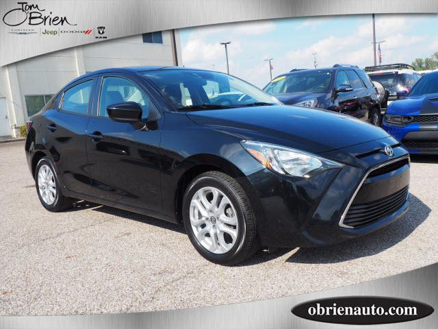 Pre-Owned 2016 Scion iA 4dr Sdn Man (Natl)