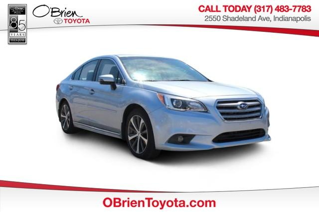 Pre-Owned 2017 Subaru Legacy 3.6R Limited