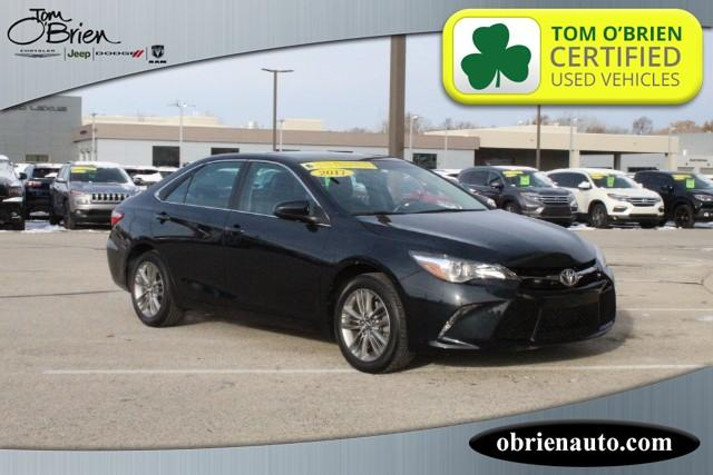 Pre-Owned 2017 Toyota Camry SE Auto