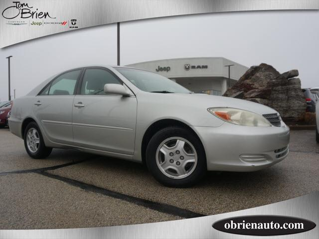Pre-Owned 2003 Toyota Camry 4dr Sdn LE V6 Auto