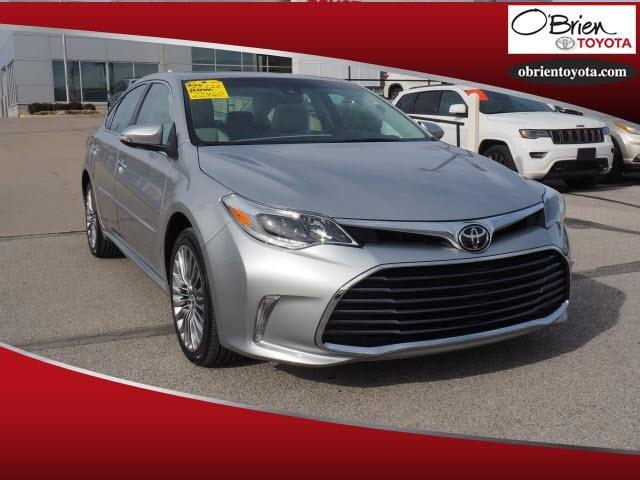 Pre-Owned 2016 Toyota Avalon 4dr Sdn Limited