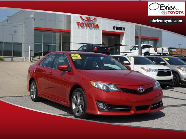 Pre-Owned 2014 Toyota Camry 4dr Sdn V6 Auto SE *Ltd Avail*