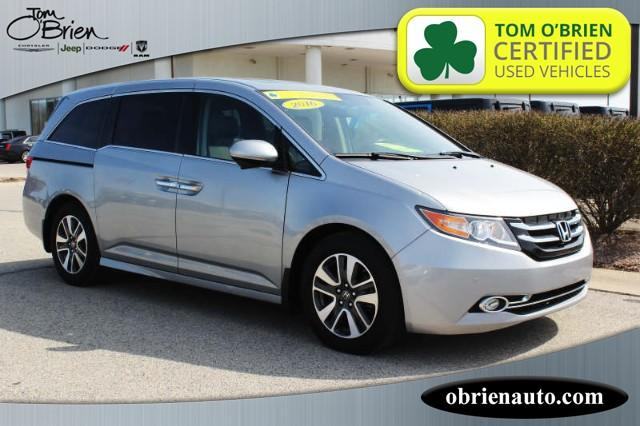Pre-Owned 2016 Honda Odyssey 5dr Touring