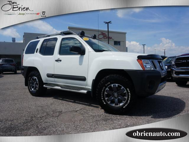 Pre-Owned 2014 Nissan Xterra 4WD 4dr Auto Pro-4X