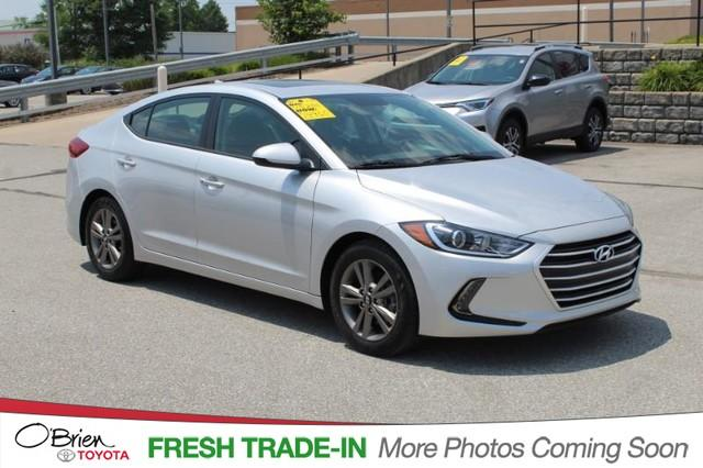 Pre-Owned 2018 Hyundai Elantra Value Edition 2.0L Auto