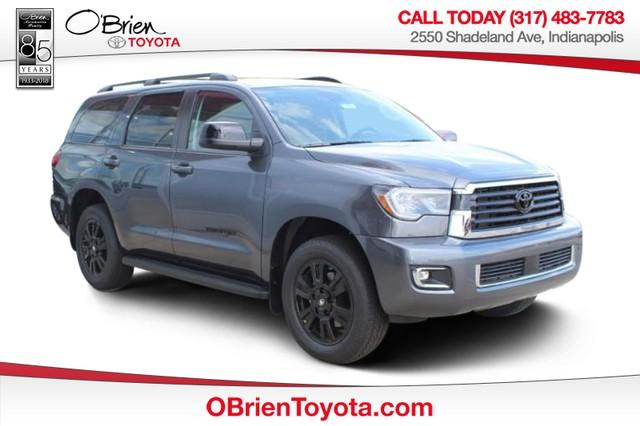 New 2020 Toyota Sequoia TRD Sport 4WD