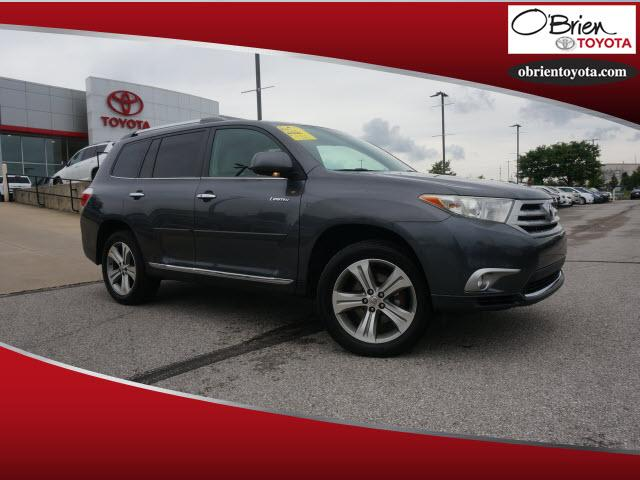 Pre-Owned 2011 Toyota Highlander 4WD 4dr V6 Limited