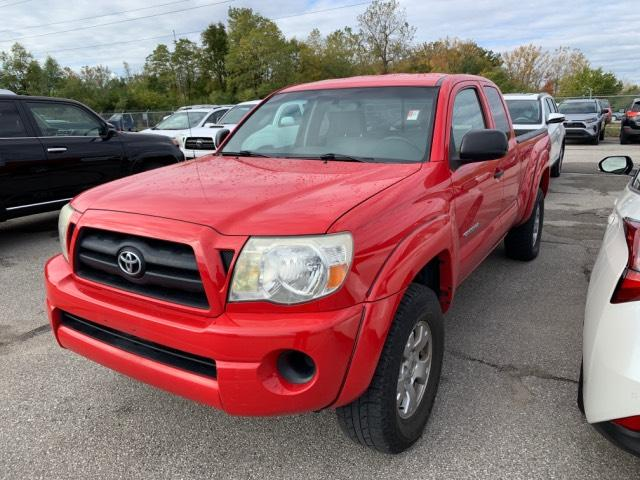 Pre-Owned 2005 Toyota Tacoma Access 128 V6 Manual 4WD