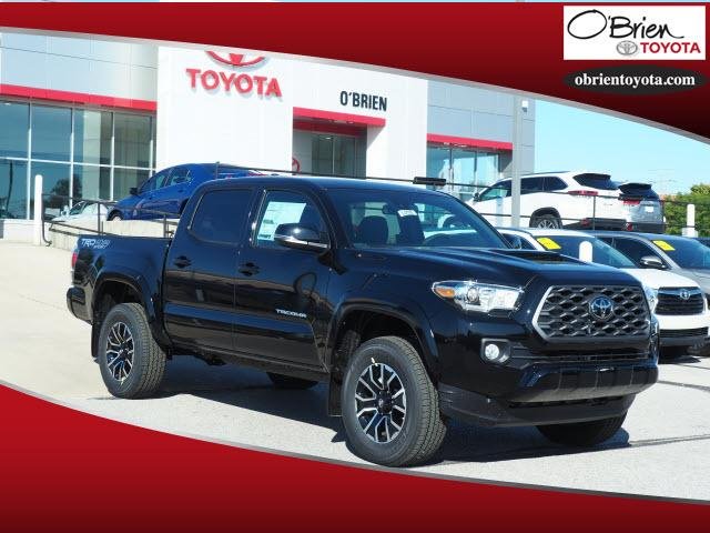 New 2020 Toyota Tacoma 4WD TRD Sport Double Cab 5' Bed V6 MT