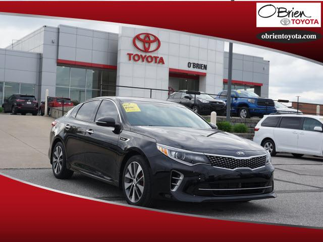Pre-Owned 2016 Kia Optima 4dr Sdn SX Turbo