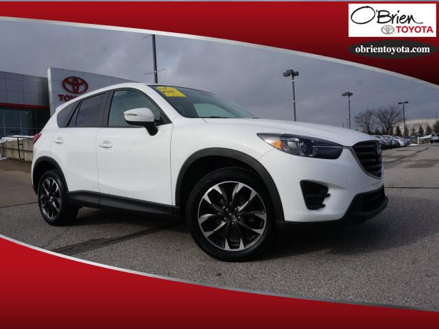 Pre Owned 2016 Mazda Cx 5 Awd 4dr Auto Grand Touring Sport Utility