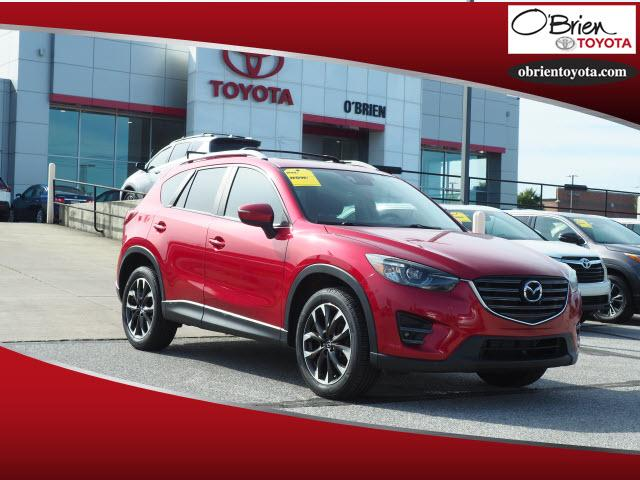 Pre-Owned 2016 Mazda CX-5 AWD 4dr Auto Grand Touring