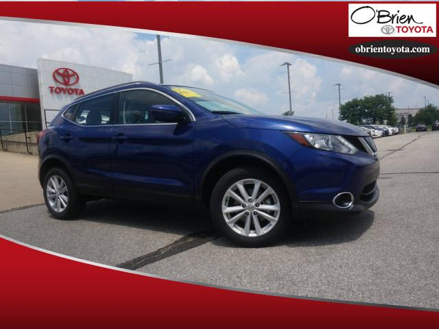 Pre-Owned 2018 Nissan Rogue Sport AWD SV