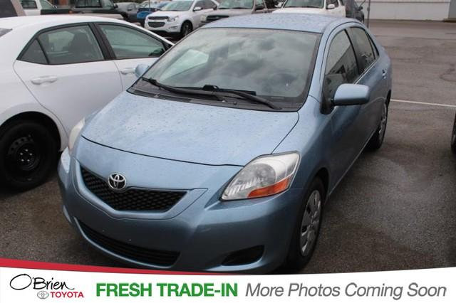 Pre-Owned 2009 Toyota Yaris 4dr Sdn Auto