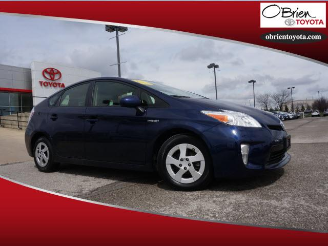 Pre-Owned 2015 Toyota Prius 5dr HB Two