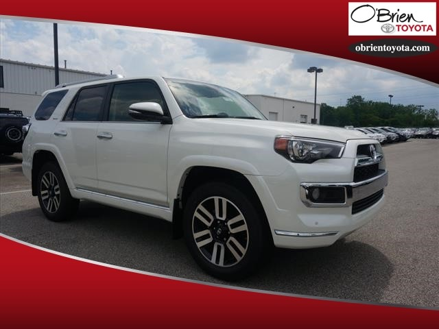 new 2017 toyota 4runner limited 4wd suv in indianapolis h1123 o 39 brien toyota. Black Bedroom Furniture Sets. Home Design Ideas