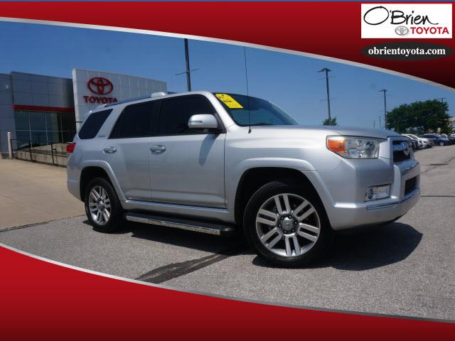 Pre-Owned 2011 Toyota 4Runner 4WD 4dr V6 Limited