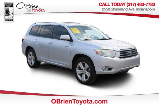 Pre-Owned 2008 Toyota Highlander 4WD 4dr Limited