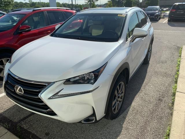 Pre-Owned 2016 Lexus NX 200t AWD 4dr