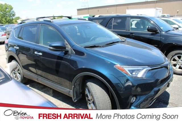 Certified Pre-Owned 2017 Toyota RAV4 Limited AWD
